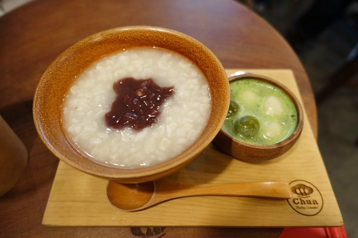 【台南.甜點】- 老市場的新味道.Chun純薏仁.杏本善 (國華街 大菜市)