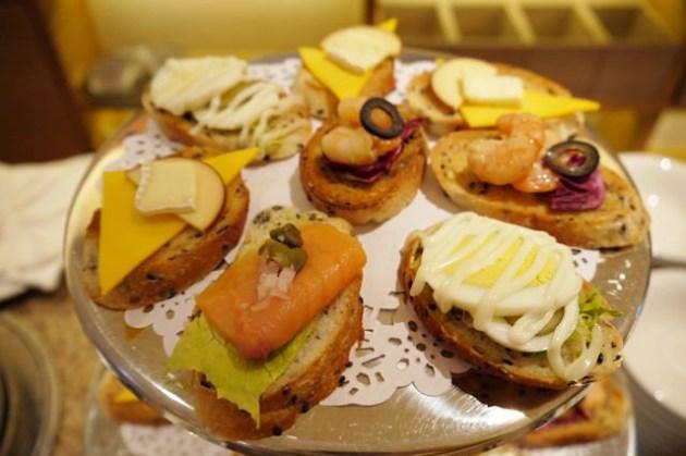 【食記】大倉久和飯店 – 歐風館 自助式下午茶