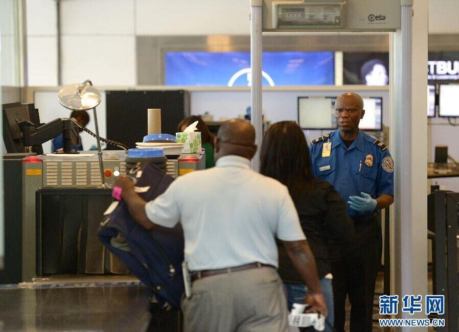美機場安檢闖關成功率95% | 瞧.中外