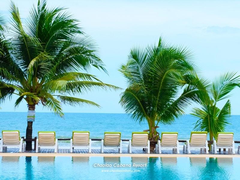 Chaolao Cabana Resort : Swimming Pool