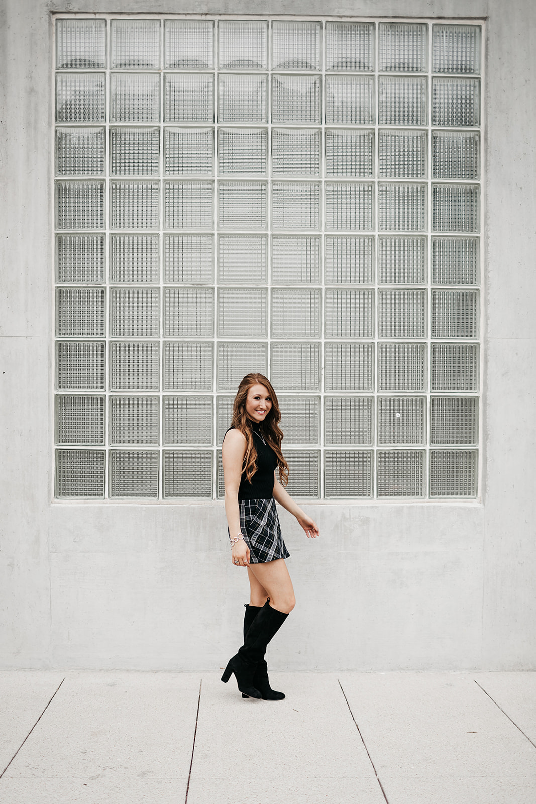 Pretty in Plaid | Chaos and Coffee