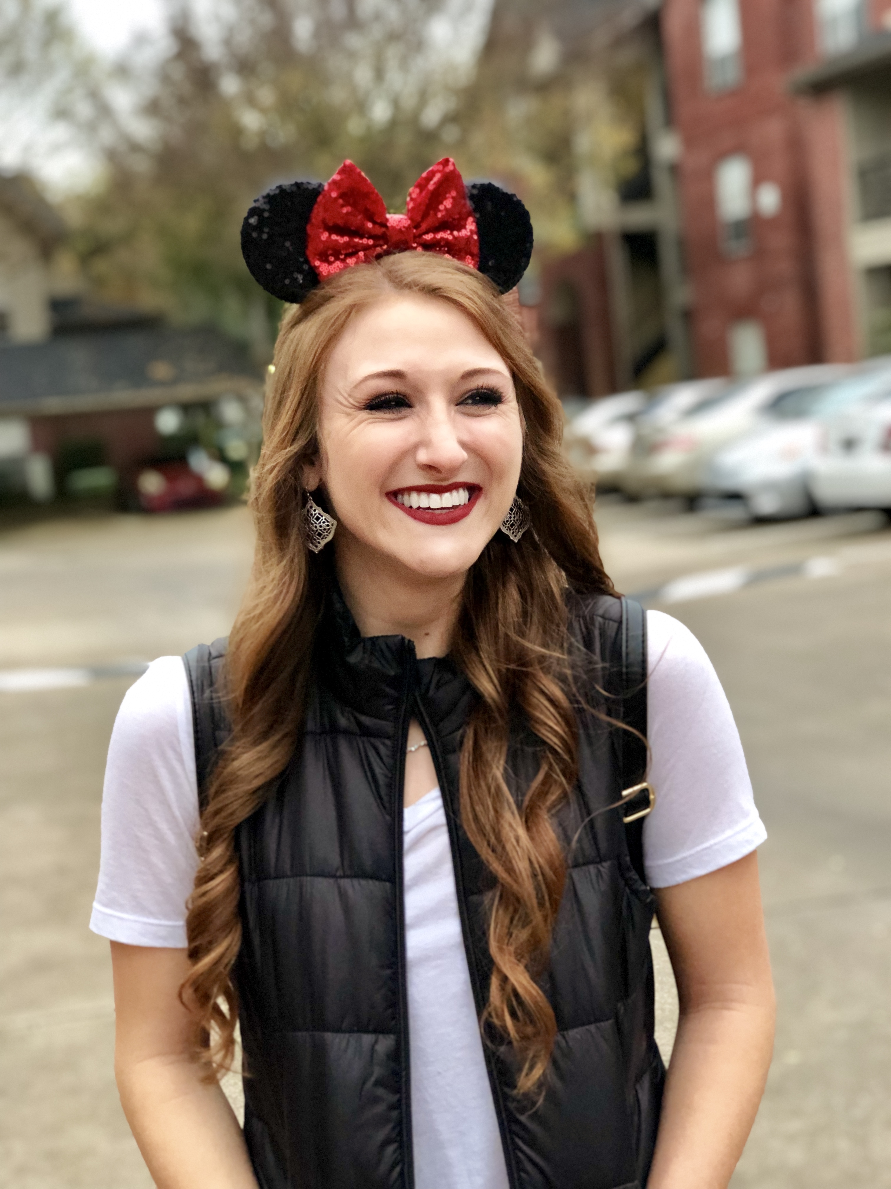 My Daily Bag for Disney World | Chaos and Coffee
