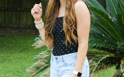 Simple Spring Weekend Look | Chaos and Coffee