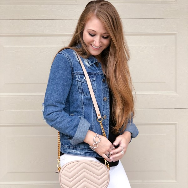 The Perfect Casual Crossbody