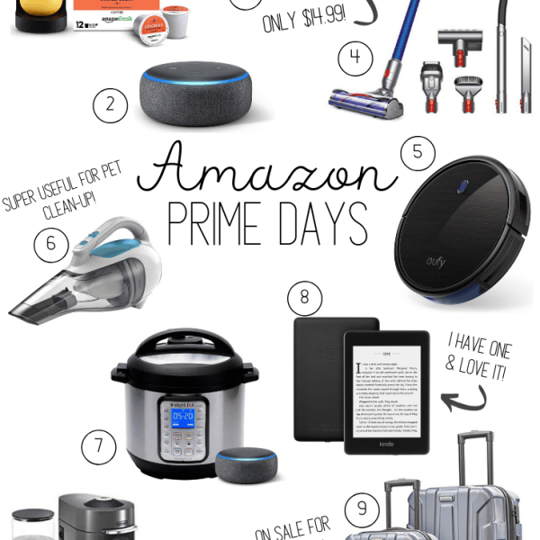 Amazon Prime Day Best Deals & My Picks