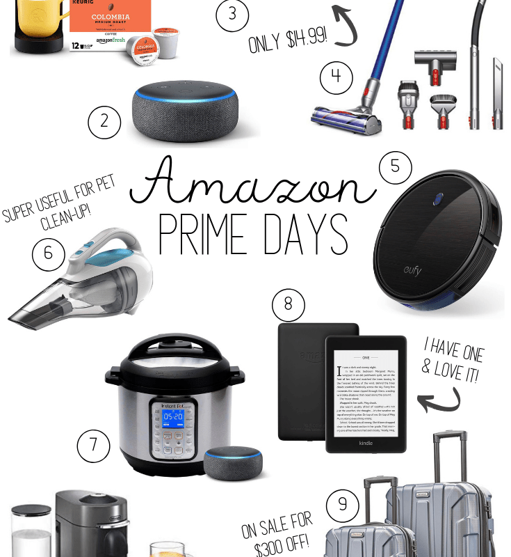 Amazon Prime Day Best Deals | Chaos and Coffee