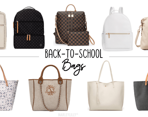 9 Affordable Back to School Bags