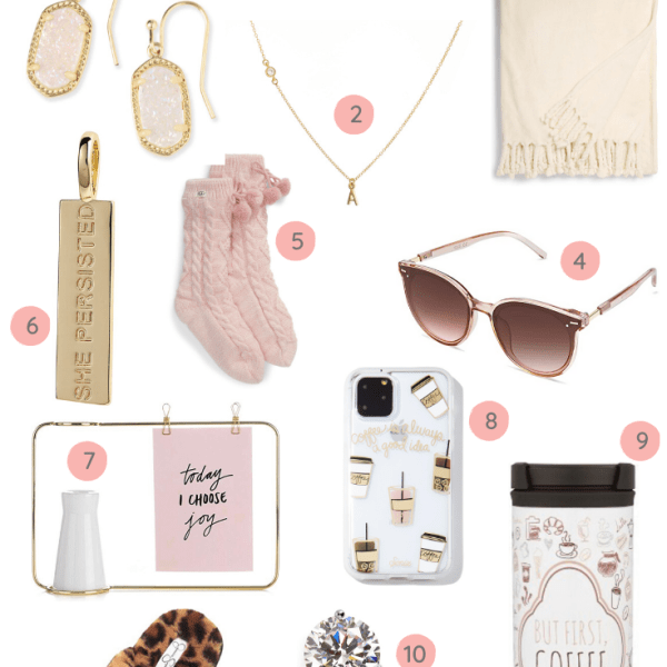 Gift Guide for the Bestie