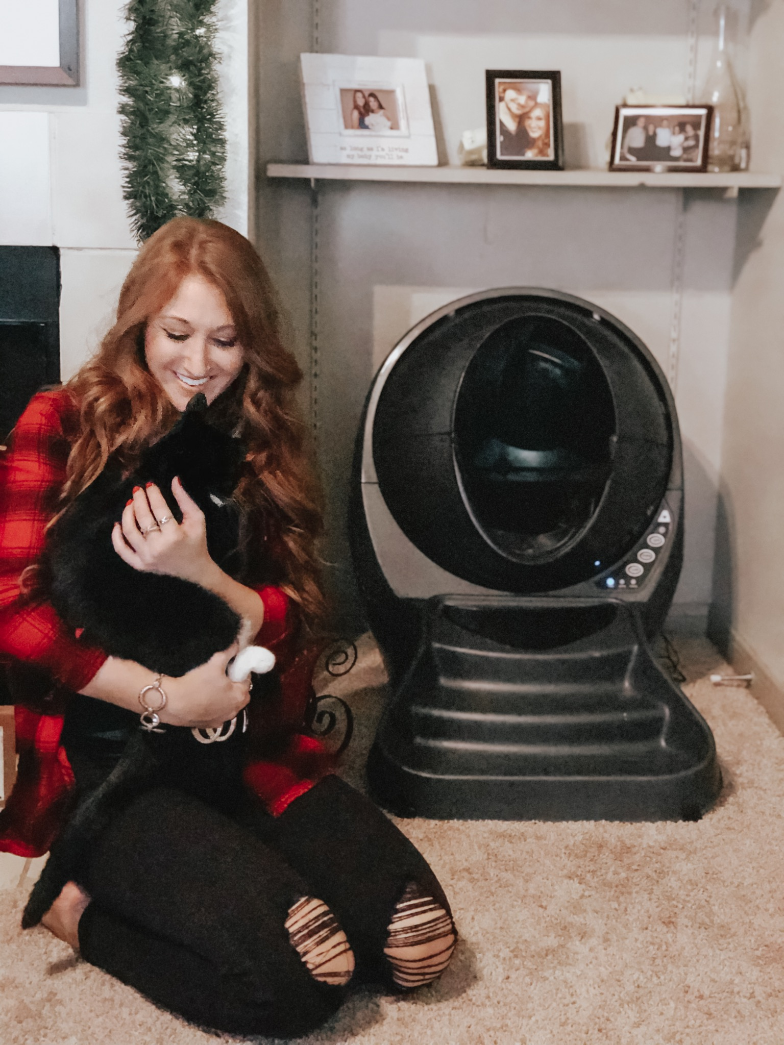 Keeping My Home Odor-Free with Litter Robot | Chaos and Coffee