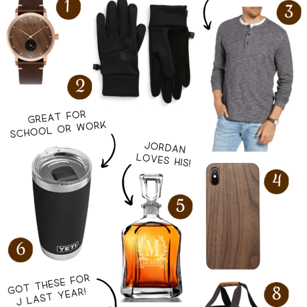Gift Guide for the Fellas