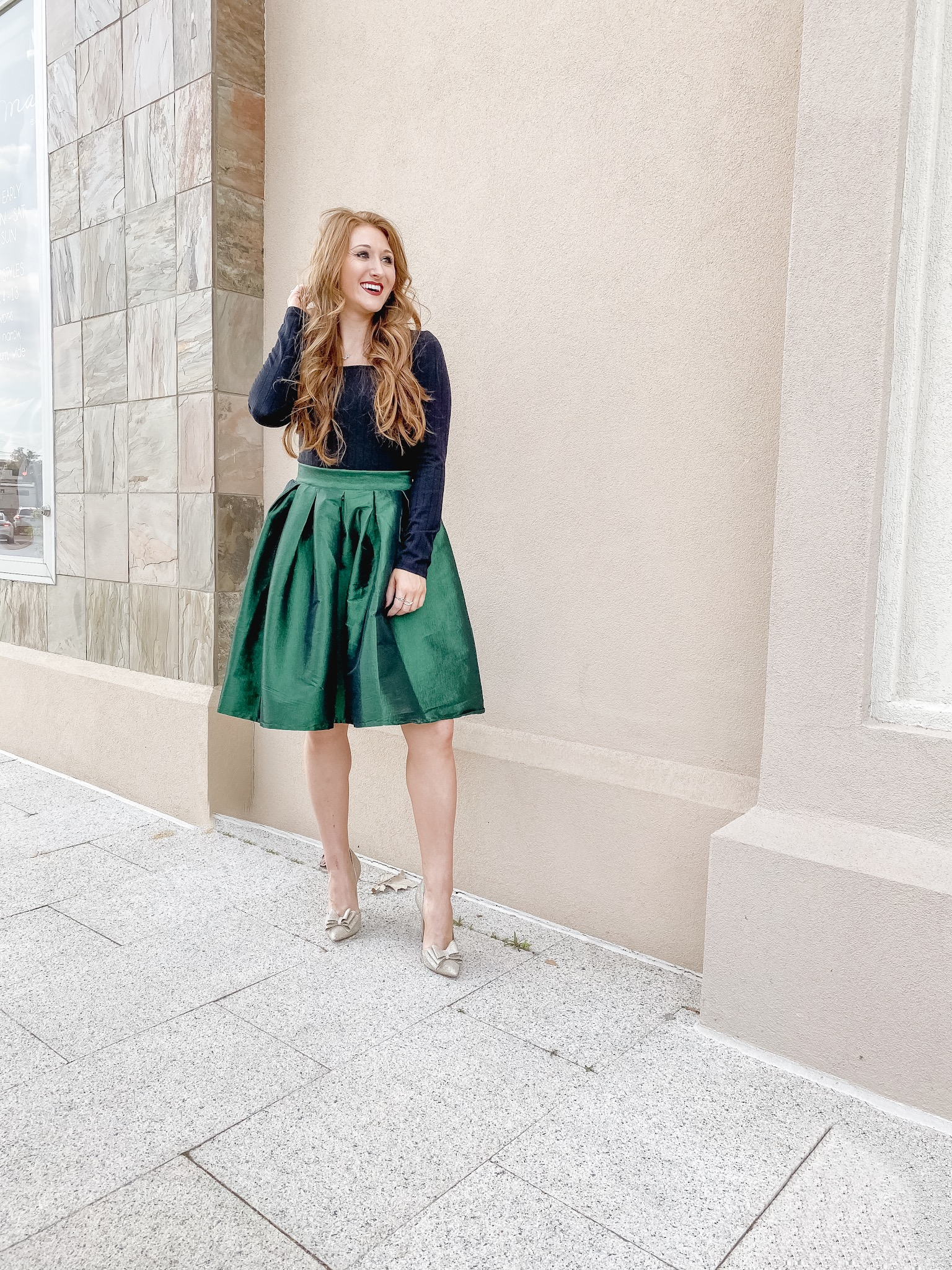 What to Wear to a Holiday Party | Chaos and Coffee