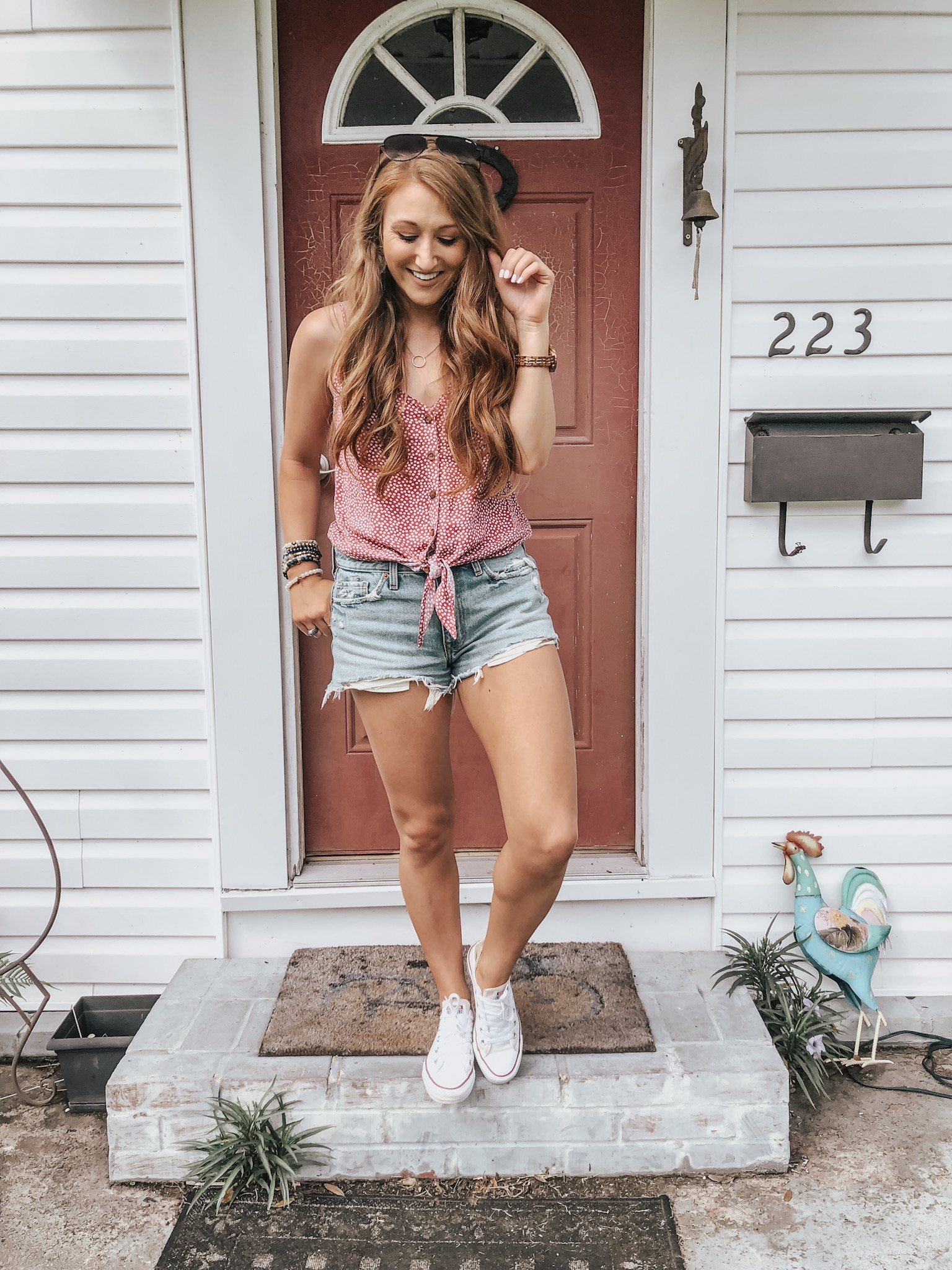 5 Memorial Day Outfit Ideas | Chaos and Coffee