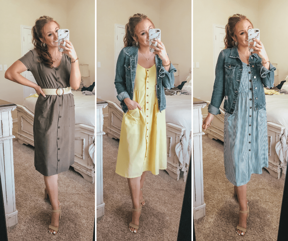 3 Work-Appropriate Dresses for Summer | Chaos and Coffee