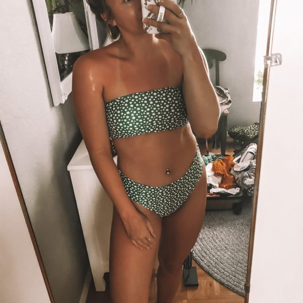 6 High-Waisted Swimsuits Under $30