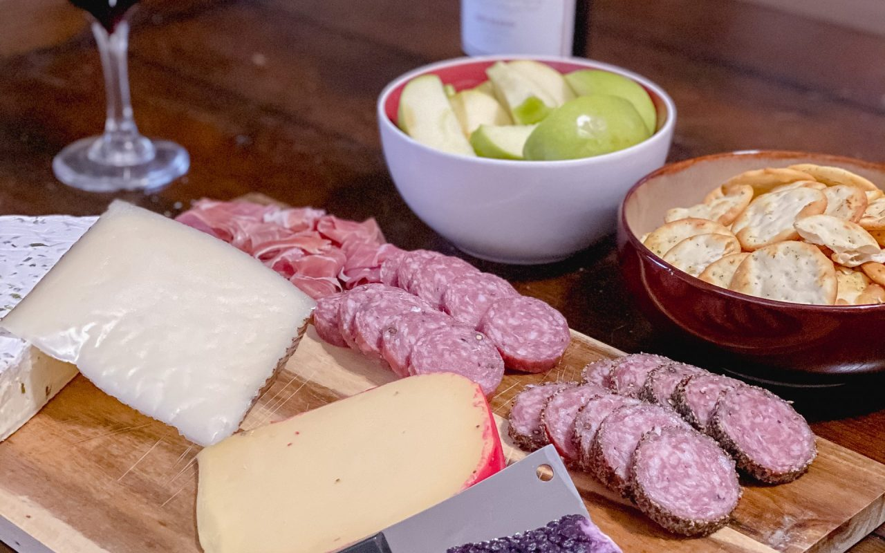 How to Make the Perfect Charcuterie Board | Chaos and Coffee