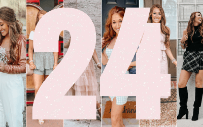 24 of My Favorite Outfits for My 24th Birthday Feature Image