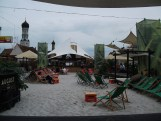 Strandbar in Augsburg
