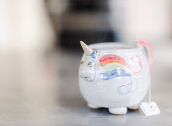 unicorn cup anne english take your medicine