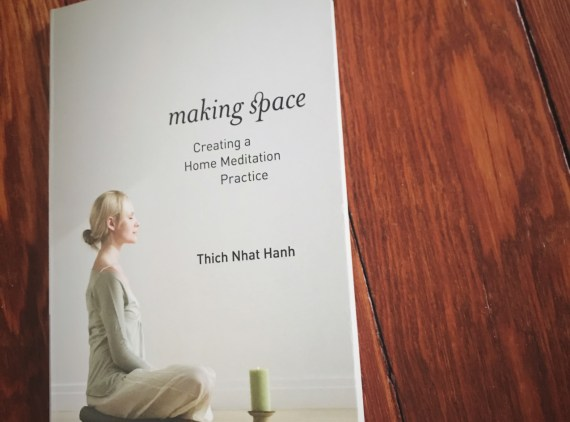 Making Space Thich Nhat Hanh