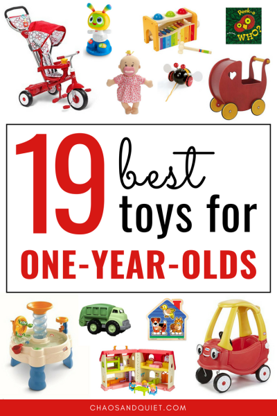 Looking For A Great First Birthday Present Here Are Our Picks 19 Best Toys