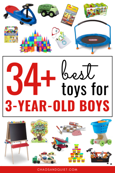 Looking For A Great Gift Three Year Old Boy Here Are