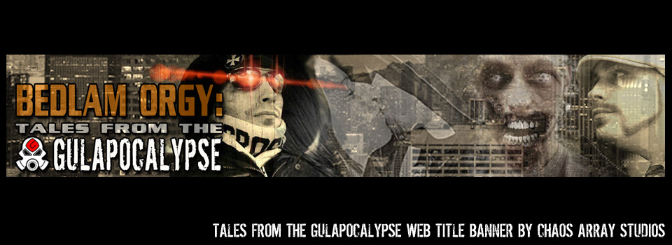 Tales from The Gulapocalypse Web Title Banner