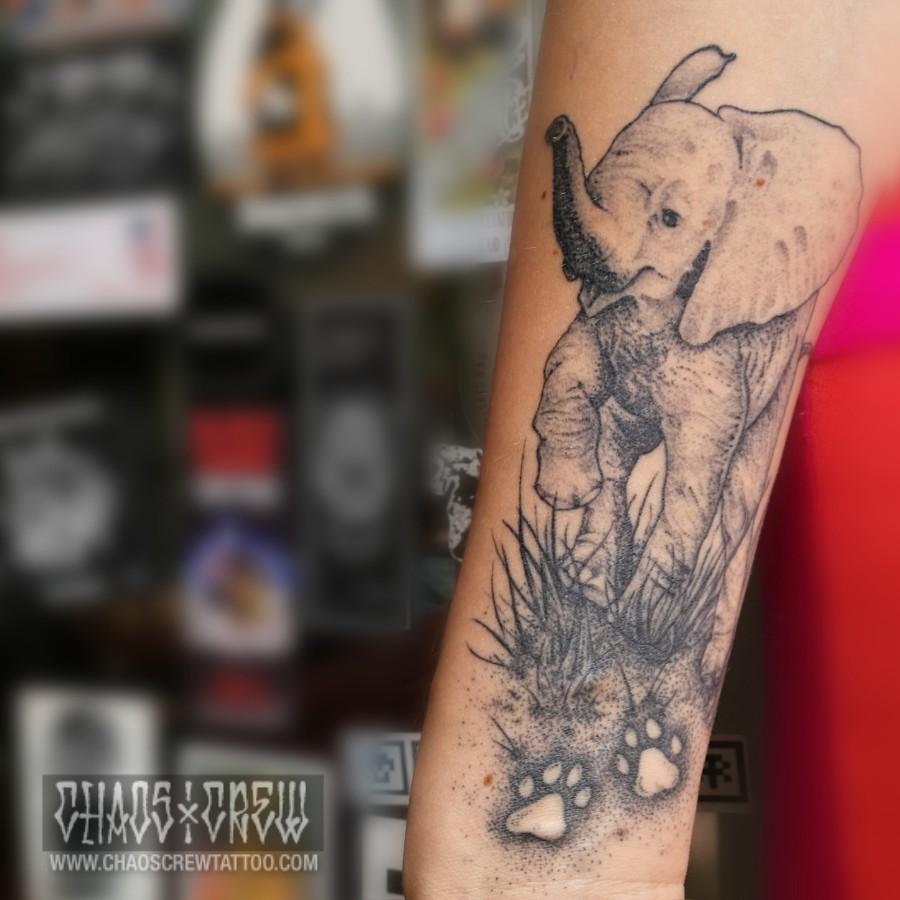 Tattoo Studio München Chaos Crew Tätowierer München