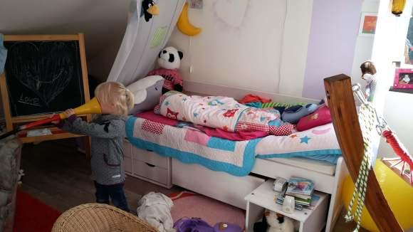 Mädchen Zimmer