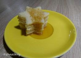 Baghrir mit Honig-Butter