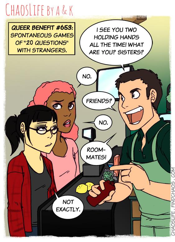 Queer Benefits #653: 20 Questions