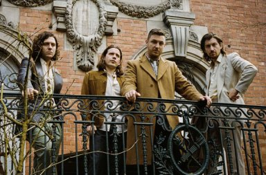Arctic Monkeys Share New Single in B-side Anyways: Listen