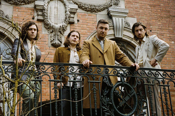 Arctic Monkeys Share New Single in B-side Anyways: Listen