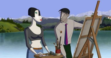 The New Trailer for Animated Crime Ruben Brandt, Collector: Watch
