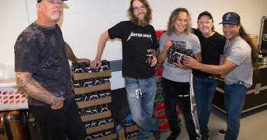 Metallica Introduce Their New and Fresh Enter Night Pilsner Beer
