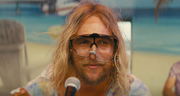 New Trailer for Matthew McConaughey's The Beach Bum Film: Watch