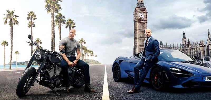 First Trailer for Dwayne Johnson, Jason Statham's Hobbs & Shaw Film
