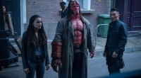 New Red Band Trailer for Hellboy Film With Too Much Blood: Watch