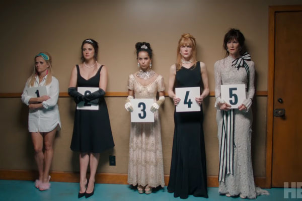 Big Little Lies Season 2 trailer starring Nicole Kidman and Meryl Streep