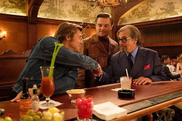Once Upon a Time in Hollywood trailer from Tarantino's ninth film