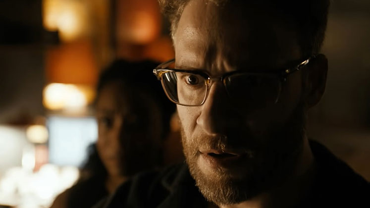 The Twilight Zone season finale trailer with Seth Rogen and Zazie Beetz