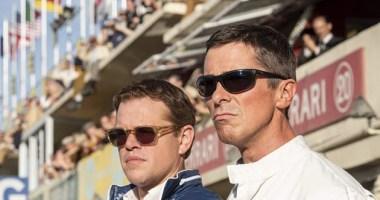 Ford v. Ferrari trailer with featuring Christian Bale and Matt Damon