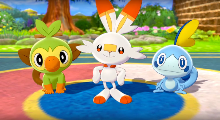 Pokemon Sword and Shield will launch on November here are the details