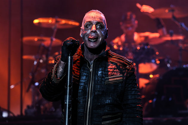 Watch YouTuber plays all 80 Rammstein songs in 8 minutes