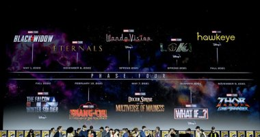 Marvel unveils its next phase of film and TV projects at the San Diego Comic Con