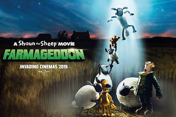 Shaun the Sheep: Farmageddon synopsis, release date, and cast