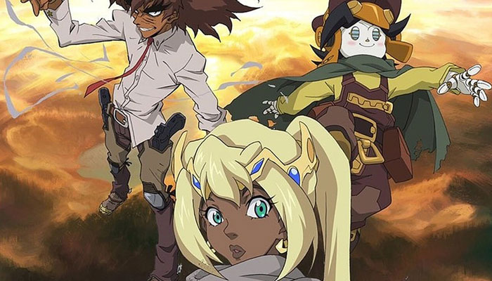 Cannon Busters trailer: Netflix release date, cast, and synopsis