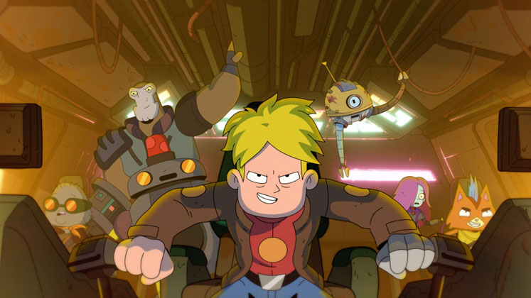 Final Space Season 2 confirms for Netflix release date, trailer and