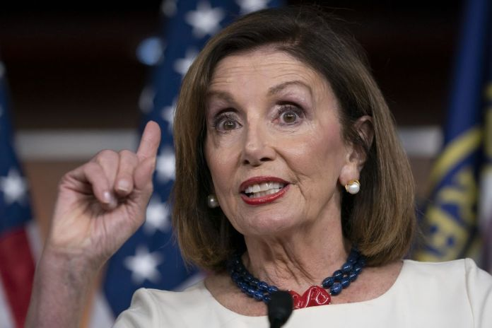 Nancy Pelosi Announced Bill To Create Commission That Can Help Congress Remove The President