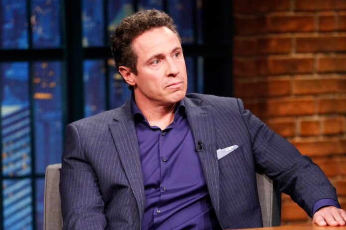 Chris Cuomo: Trump's Return To The White House Is 'A Bunch Of Bullsh*t' (VIDEO)