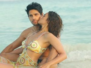 Heterosexual Couple on beach